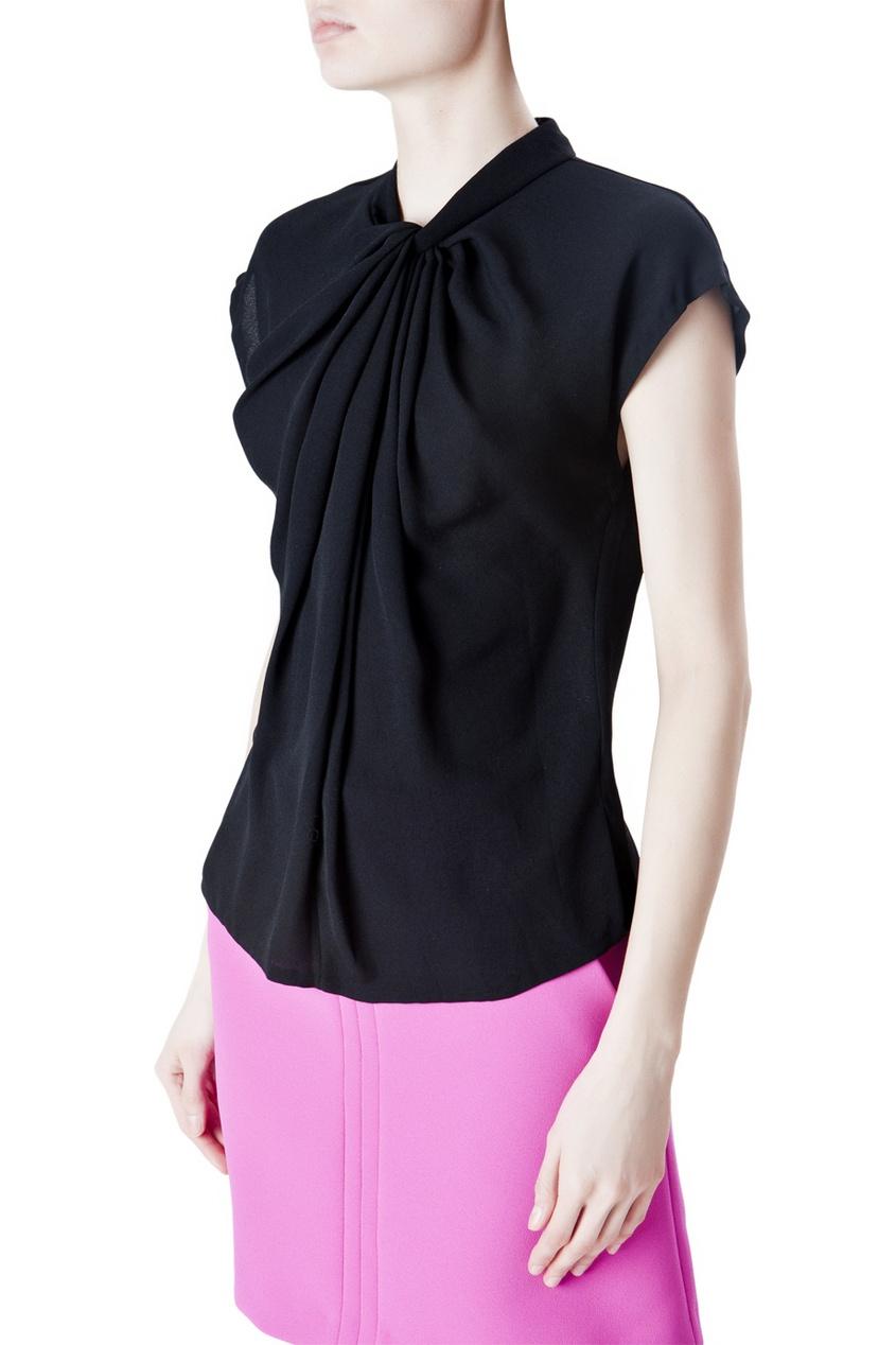 Купить Стильную Шелковую Блузку